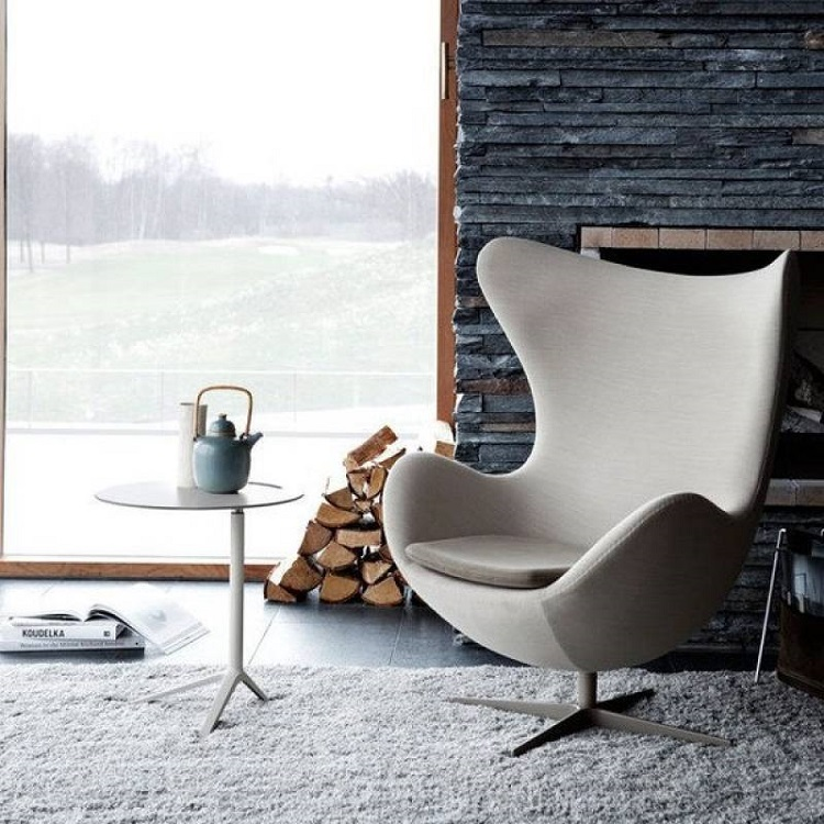 Arne Jacobsen Egg loungestol