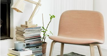 Muuto lamp Wood